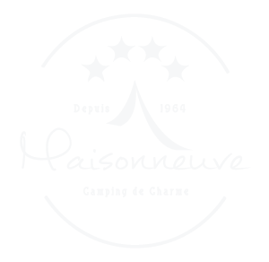 Logo Camping Maisonneuve - Camping de Charme