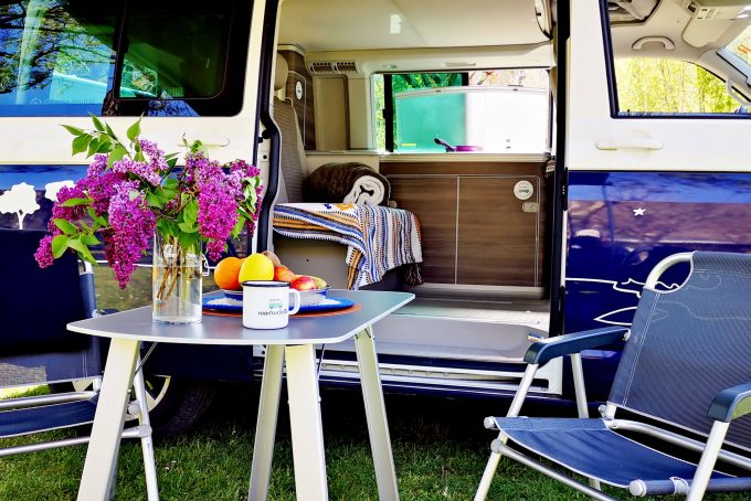 Camping Maisonneuve & Roadsurfer