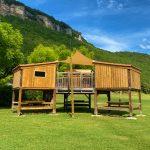 Cabañas encaramadas - Francia - Dordogne - Perigord Noir 2021 5